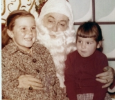 Maureen and Charlene Q. - 1958
