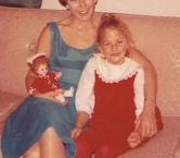 For my beautiful mom.. Wonderful memories of Home, Christmas and your beautiful smile.  - Lindi H