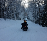 Kenny in Vermont