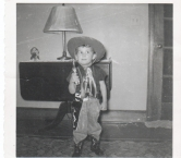 Gary Burr - age 3!!