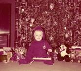 Christmas 1954  - Heidi P