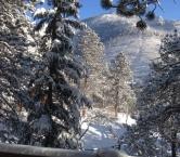 Winter in Colorado - Carla & Karen